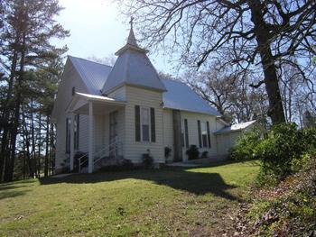 Historic Church in DeKalb County