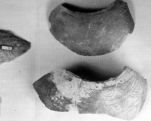 vessel fragment gallery